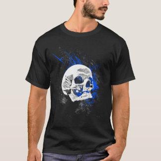 スカルのしぶき Tシャツ