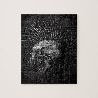 スカルのモホーク語 ジグソーパズル