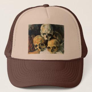 スカルの帽子のセザンヌのピラミッド キャップ