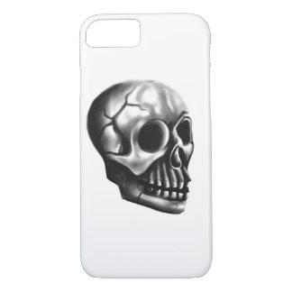 スカルの箱 iPhone 7ケース