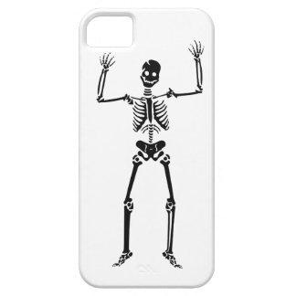 スカルのiPhoneの場合(ハロウィン) iPhone SE/5/5s ケース