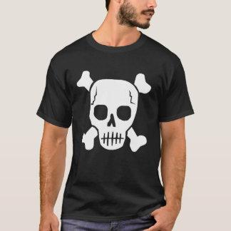 スカルのTシャツ Tシャツ