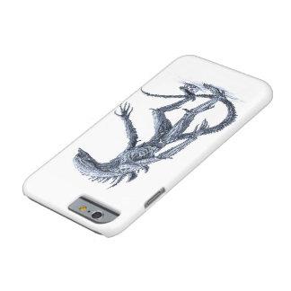 スカルを搭載する外国の創造物 BARELY THERE iPhone 6 ケース