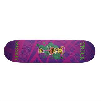 スカル仏 スケートボード