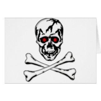 スカル及び十字の骨! カード