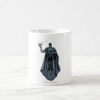 スカル2を搭載する黒い手 コーヒーマグカップ