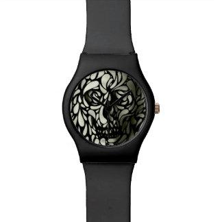 スカル4 腕時計