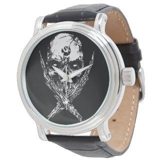 スカルDiabolus 腕時計