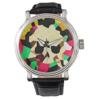 スカルKandi 腕時計