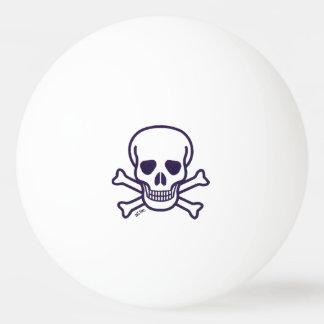 スカルnは中級のピンポン球の骨を抜きます 卓球ボール