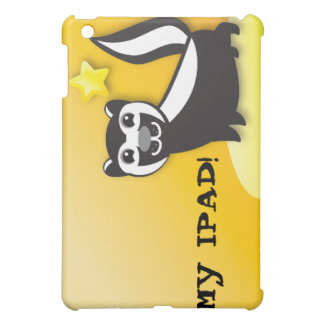 スカンクのかわいいかわいいの微笑 iPad MINI CASE