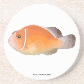 スカンクのClownfishのオレンジコースター コースター