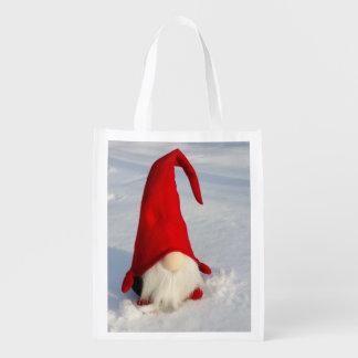 スカンジナビアのクリスマスの格言 エコバッグ