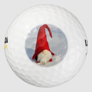 スカンジナビアのクリスマスの格言 ゴルフボール