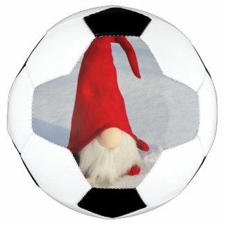 スカンジナビアのクリスマスの格言 サッカーボール