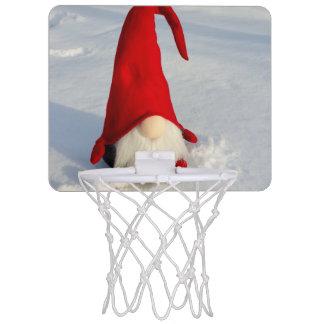 スカンジナビアのクリスマスの格言 ミニバスケットボールゴール