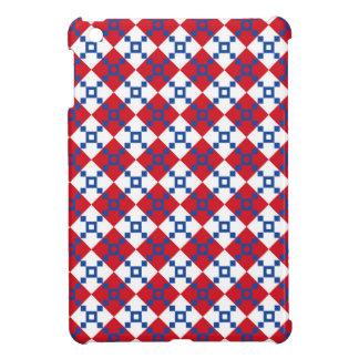 スカンジナビアのクリスマスパターン iPad MINI カバー