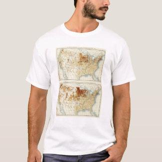 スカンジナビアの国家1890年の21人の先住民 Tシャツ