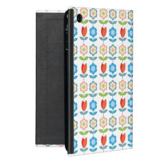 スカンジナビアの花 iPad MINI ケース