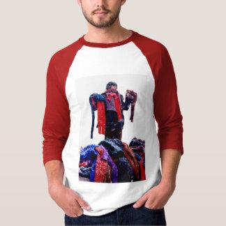 スカーフのセールスマン Tシャツ