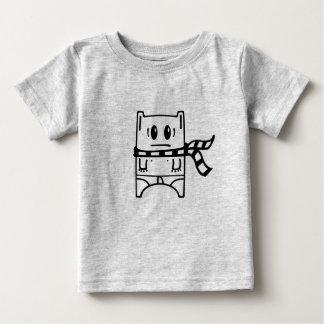 スカーフの人 ベビーTシャツ