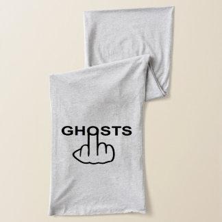 スカーフの幽霊フリップ スカーフ
