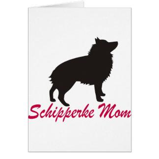 スキッパーキのお母さん カード