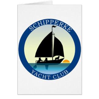 スキッパーキのヨットクラブ カード