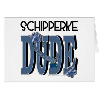 スキッパーキの男 カード