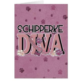 スキッパーキの花型女性歌手 カード