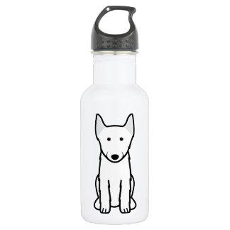 スキッパーキ犬の漫画 ウォーターボトル