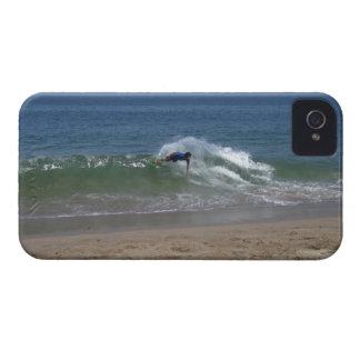 スキマーのしぶき Case-Mate iPhone 4 ケース