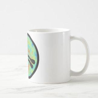 スキューバは把握を脱穀します コーヒーマグカップ