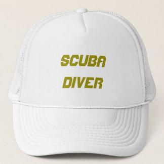 スキューバダイバーのトラック運転手の帽子 キャップ