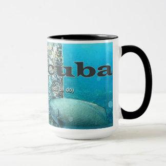 スキューバマグ マグカップ