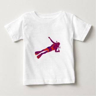 スキューバライト ベビーTシャツ