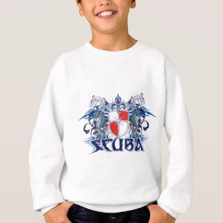 スキューバ頂上 スウェットシャツ