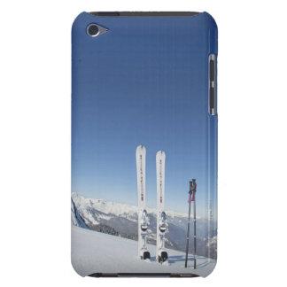 スキーおよびスキーのストック Case-Mate iPod TOUCH ケース