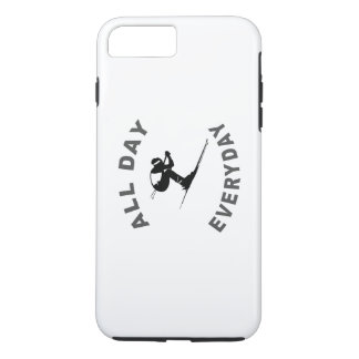 スキーの終日の毎日R iPhone 8 PLUS/7 PLUSケース