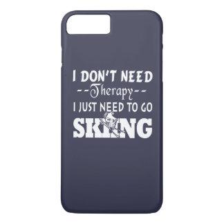 スキーをすることを行って下さい iPhone 8 PLUS/7 PLUSケース