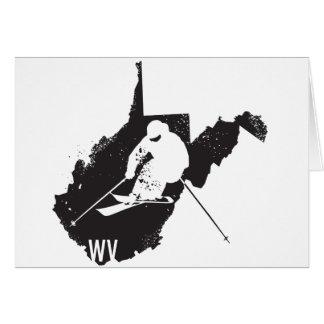 スキーウェストヴァージニア カード