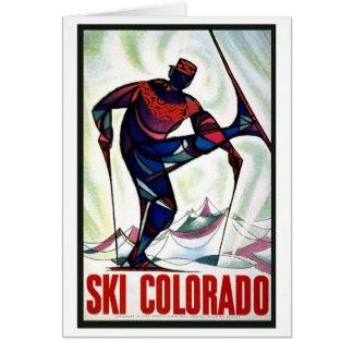 スキーコロラド州 カード