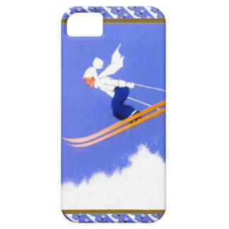スキージャンパー iPhone SE/5/5s ケース