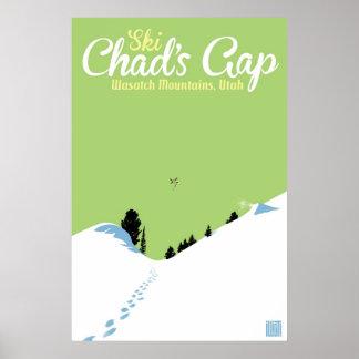 スキーチャドのギャップ ポスター