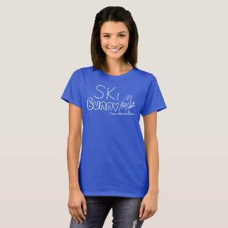 スキーバニーのTシャツ Tシャツ