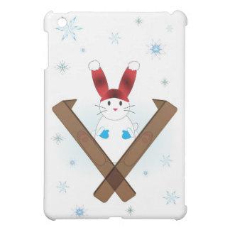 スキーバニー- iPad MINI CASE