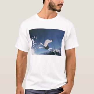 スキーヤー Tシャツ