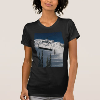 スキーリフト Tシャツ
