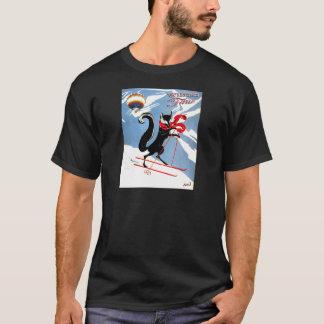 スキー孤 Tシャツ