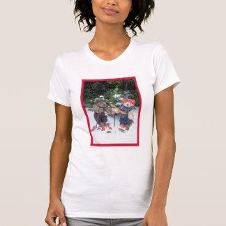 スキー恋人 Tシャツ